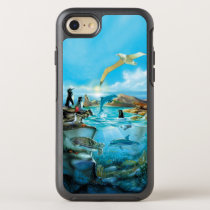Galapagos Animals OtterBox Symmetry iPhone 8/7 Case