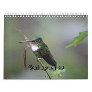 Galapagos Calendar