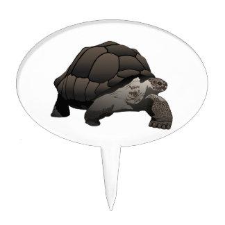 Galápagos/Galapagos Giant Tortoise Cake Picks