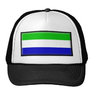 Galápagos Islands (Ecuador) Flag Trucker Hat