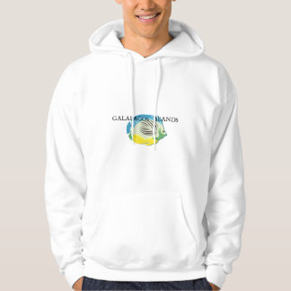 Galapagos Islands Fish Hoodie