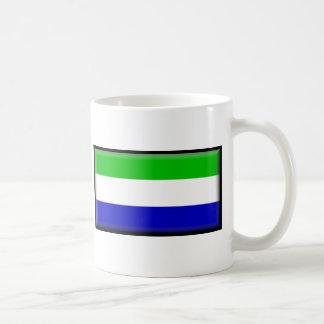 Galapagos Islands Flag Coffee Mug