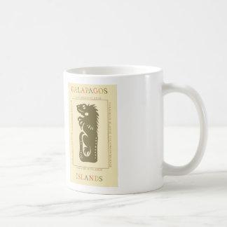 Galapagos Islands Iguana mug