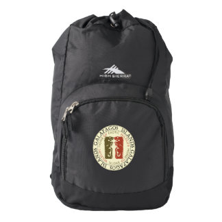 Galapagos Islands Iguanas Backpack
