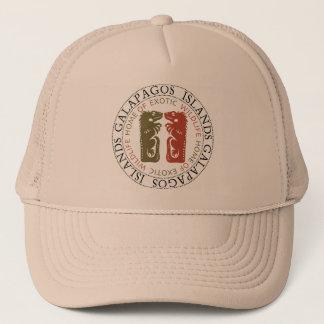 Galapagos Islands Iguanas Trucker Hat