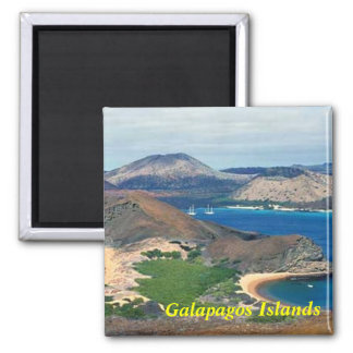 Galapagos Islands magnet