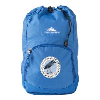 Galapagos Islands Night Heron Backpack