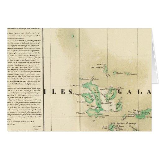 Galapagos Oceania no 17 Greeting Card