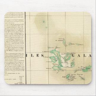 Galapagos Oceania no 17 Mousepads