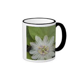 Galapagos Passion Flower Passiflora foetida Coffee Mug