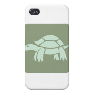 Galapagos Tortoise Icon iPhone 4/4S Covers