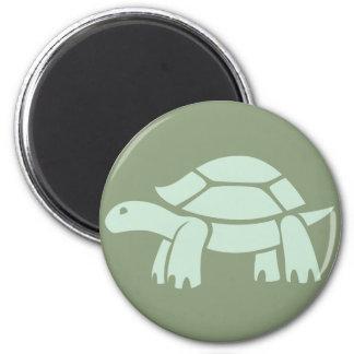 Galapagos Tortoise Icon Magnet