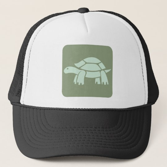Galapagos Tortoise Icon Trucker Hat