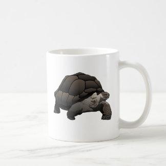 Galápagos/tortuga gigante de las Islas Galápagos Taza