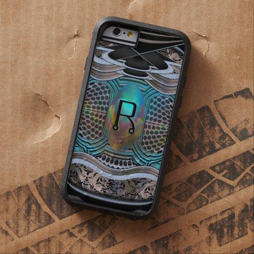 Galastar High Tech Tough Monogram iPhone 6 Case