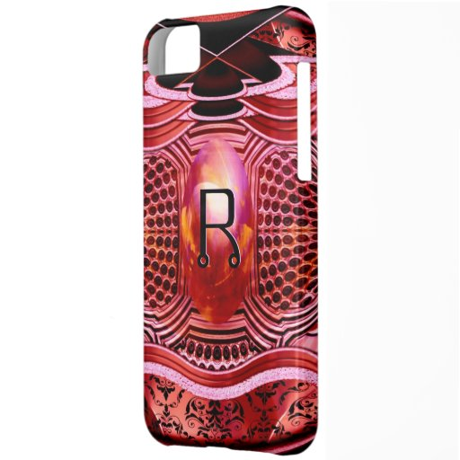 GalastarMaui High Tech Monogram iPhone 5C Cases