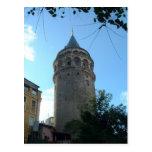 Galata Tower Postcards