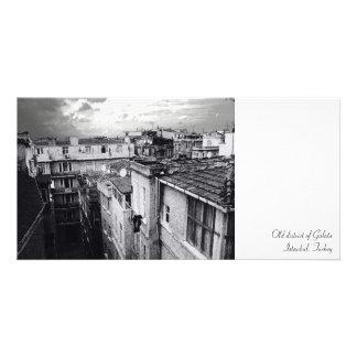 Galata's Roofs Card