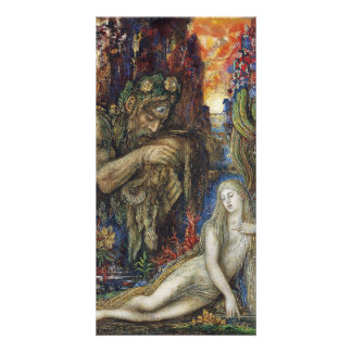 Galatea by Gustave Moreau Personalized Photo Card