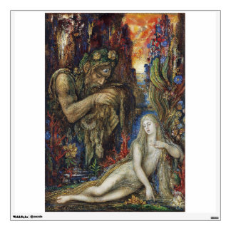 Galatea by Gustave Moreau Wall Decal