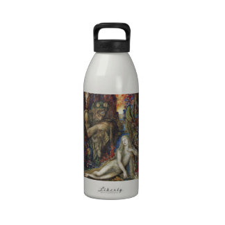 Galatea by Gustave Moreau Water Bottle