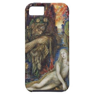 Galatea de Gustave Moreau iPhone 5 Carcasas