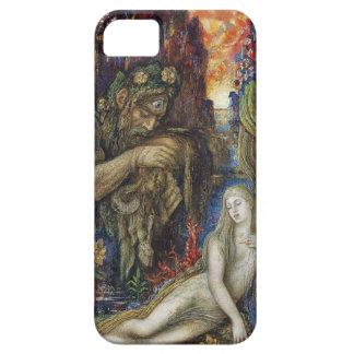 Galatea de Gustave Moreau iPhone 5 Case-Mate Fundas