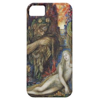 Galatea de Gustave Moreau iPhone 5 Case-Mate Carcasas