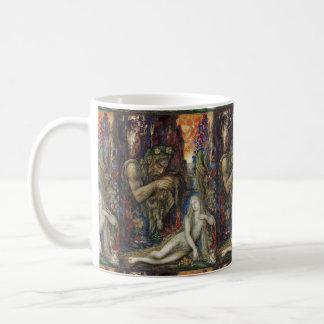 Galatea de Gustave Moreau Tazas De Café