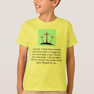 Galatians 2:20 Calvary T-Shirt