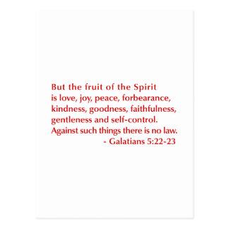 Galatians--5-22-23-opt-burg.png Post Cards