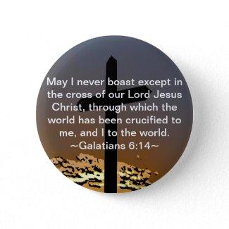 Galatians 6:14 pins