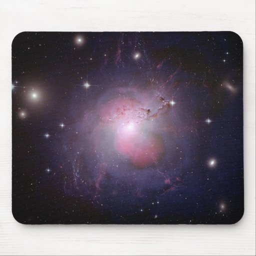 Galaxia 1275 del Cd de NGC Perseus Alfombrillas De Ratones