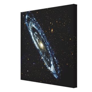 Galaxia 3 del Andromeda Impresión En Lona
