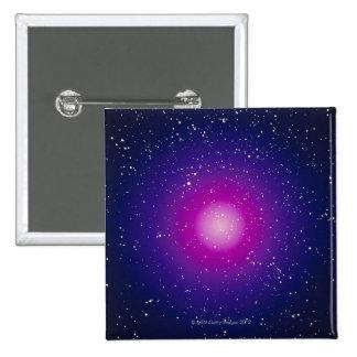 Galaxia 3 pin cuadrado
