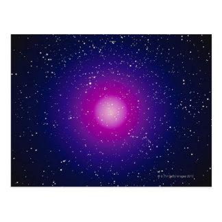 Galaxia 3 postales
