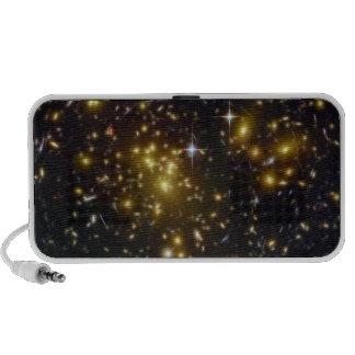 Galaxia Abell de NASAs Mp3 Altavoces
