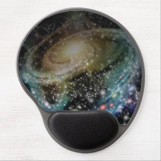 Galaxia Alfombrilla Con Gel