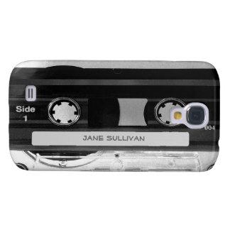 Galaxia audio S4 de la cinta de casete de música Funda Para Galaxy S4