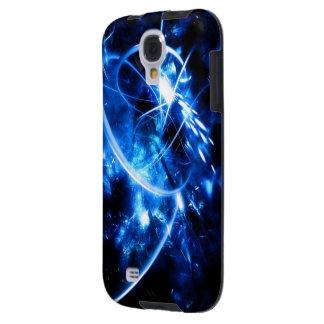 Galaxia azul funda para galaxy s4