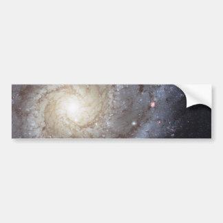 Galaxia Pegatina Para Auto