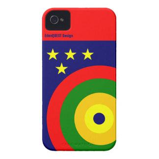 Galaxia Case-Mate iPhone 4 Funda