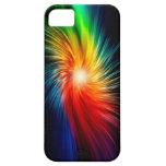 galaxia colorida del caso del iPhone iPhone 5 Case-Mate Carcasa