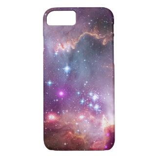 Galaxia colorida/nebulosa del espacio exterior funda iPhone 7