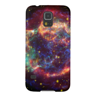 Galaxia de Cassiopeaia Fundas Para Galaxy S5