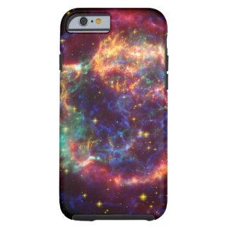 Galaxia de Cassiopeaia Funda De iPhone 6 Tough