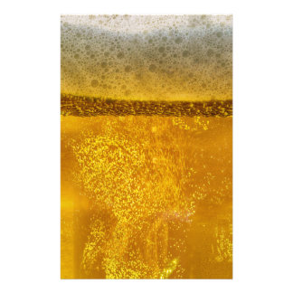 "Galaxia de la cerveza una espuma de folleto 5.5"" x 8.5"""