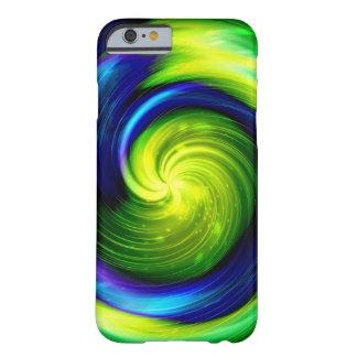Galaxia de la manera y nebulosa de Orión Funda Para iPhone 6 Barely There