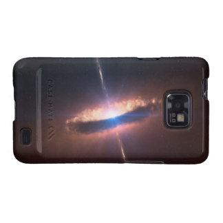 Galaxia de la NASA sig10-012 Samsung Galaxy S2 Fundas