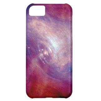 Galaxia de la nebulosa de cangrejo de Chandra Carcasa Para iPhone 5C